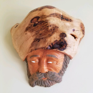 From Russia With Love Wood Carving by Canadian Artist