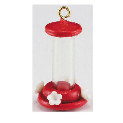 Miniature Hummingbird Feeder IM65622 Brown Handley House 1//12th