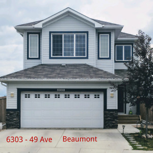 Beautiful  BEAUMONT 2 IN ONE HOME