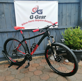 Voodoo Aizan 29er hardtail mountain bike