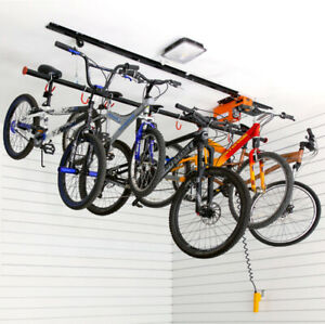 Multi-Bicycle lift hoist, motorized, easy to install, $100 OFF!