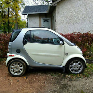 2006 SMART FORTWO CDI PASSION FOR SALE
