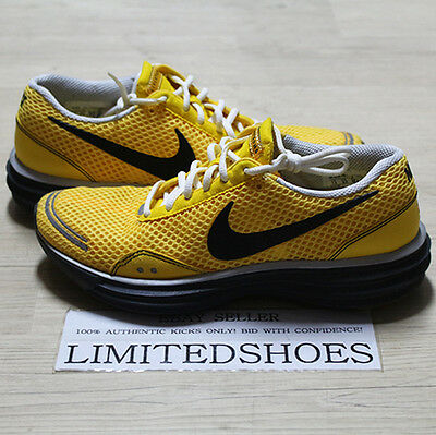 NIKE LUNARTRAINER LIVESTRONG YELLOW BLACK 361030-701 US 7.5 pink grey white