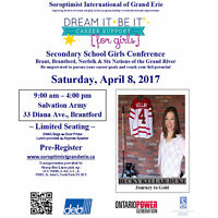 Dream *It * Be *It career event for high school girls