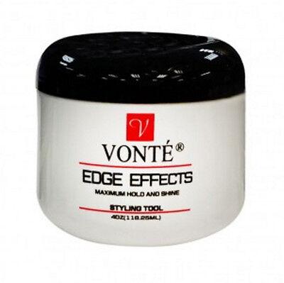 VONTE Edge Effects EDGE CONTROL POMADE  4oz