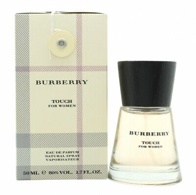 BURBERRY TOUCH EAU DE PARFUM EDP - WOMEN'S FOR HER. NEW. FREE SHIPPING