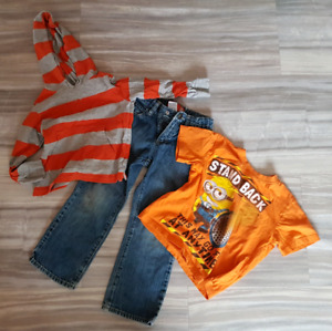 Boys clothes Size 4 $10