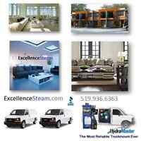 ET Excellence Steam carpet cleaning service