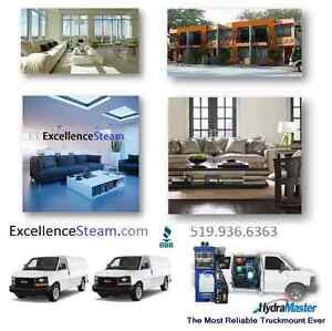 ET Excellence Steam carpet cleaning service London Ontario image 1