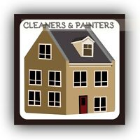 Cleaning & Painting for Move Outs/Move Ins