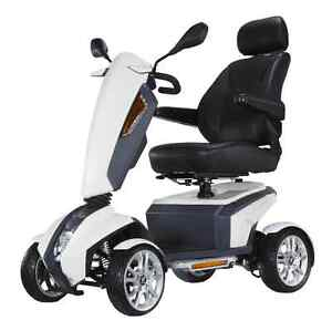 BRAND NEW SCOOTER - BUY THE HEARTWAY S17 CUTIE at MOOSE MOBILITY