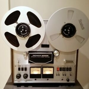 Pioneer RT-1011L Stereo Reel to Reel Tape Recorder Deck