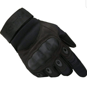 New. Armored military hard knuckle tactical gloves