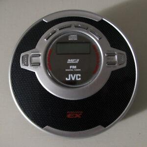 JVC Discman