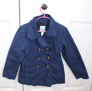 Girl's Spring/Fall Coats Size 5