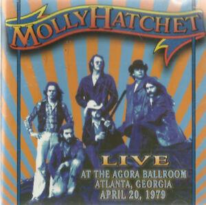 Molly Hatchet ‎– Live At The Agora Ballroom, Atlanta, Georgia Ap