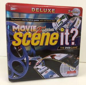 SCENE IT-DVD Game
