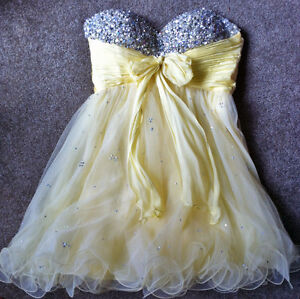 Sherri Hill graduation dress