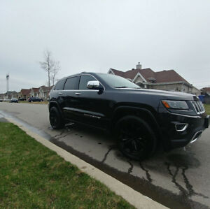 2016 jeep grand cherokee a vendre