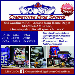 Competitive Edge Sports NOW OPEN! Kingston Kingston Area image 1