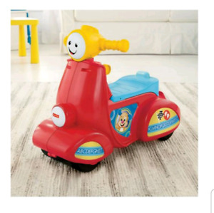 Fisher Price moto-scooter
