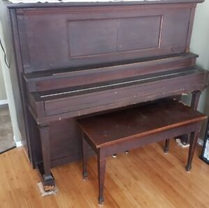 Player Piano needs new home