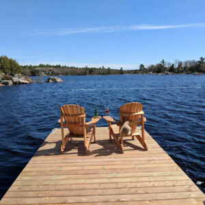 Your GRADUATION Destination- WATERFRONT COTTAGES STILL AVAILABLE