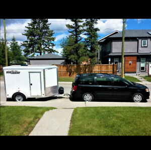 + TINY RV Camper - Hauler - Professional FitOut - WeeRoll  +