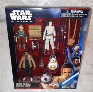 Star Wars Force Awakens misc items