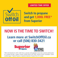Switch Off Oil & Save!