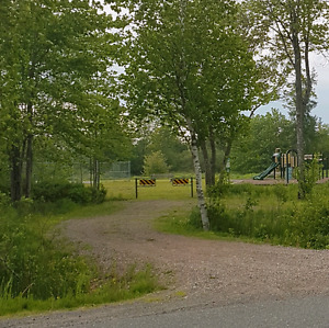 2.5 acre building lot in Lower Onslow