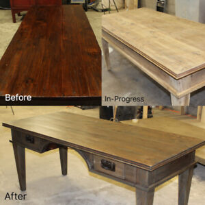 FURNITURE RESTORATION (Furniture and Kitchen Refinishing)
