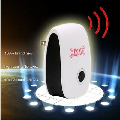 Anti Cat - Electronic Cat Ultrasonic Anti Mosquito Insect Reject Repeller Pest Repellent