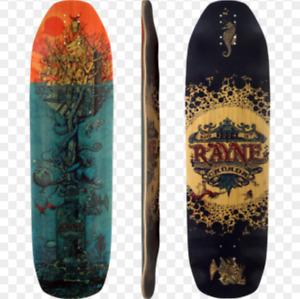 Rayne Longboard- Fortune
