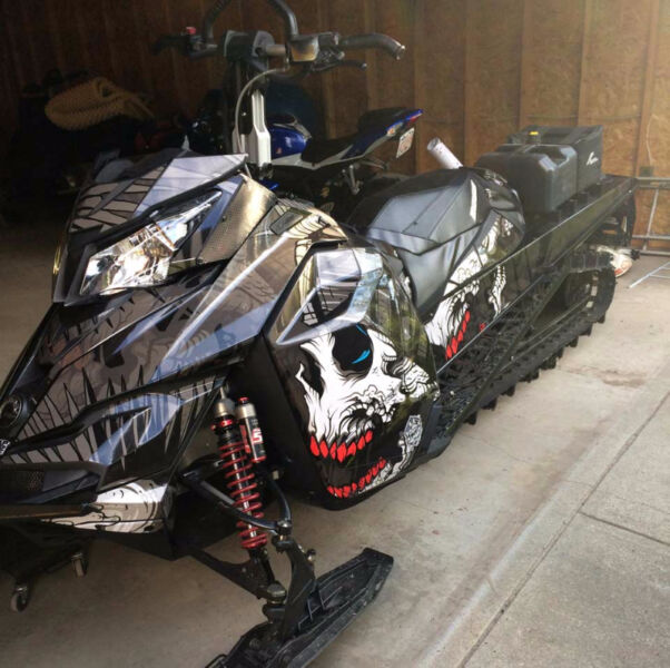 Trailers For Sale Calgary >> Stickers & Decals for your sled, snowmobile, trailer.   Snowmobiles Parts, Trailers ...