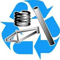 Free metal removal and disposal