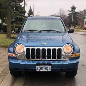 2005 Jeep Liberty limeted