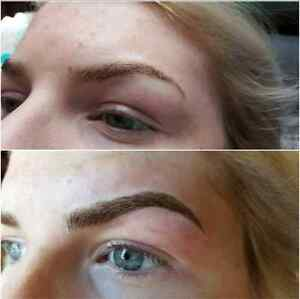 Microblading eyebrow  Cambridge Kitchener Area image 1