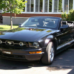 Ford mustang convertible 60 000kms !!