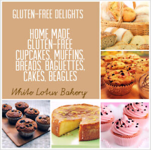 Gluten Free Home Made Delights