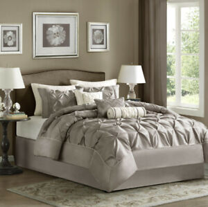 Madison Park Piedmont 7-Pc. Comforter Set - King, New
