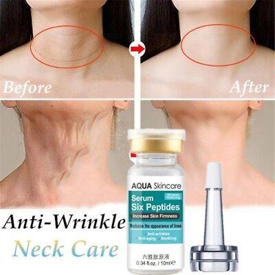 Six Peptides Serum Anti-Aging Moisturizing Skin Care Whitening Wrinkle Cream EC