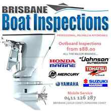 BOAT INSPECTIONS - WE COME TO YOU Redland Bay Redland Area Preview