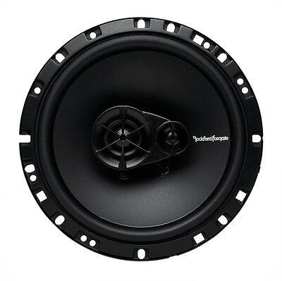 Купить Rockford Fosgate - 4) New Rockford Fosgate R165X3 6.5 90W 3 Way Car Audio Coaxial Speakers Stereo
