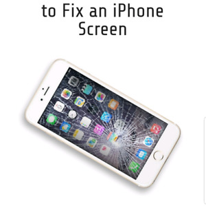 iPhone 6 Screen Replacement $69 / 6s $75 / 6+ $75 1hr Service