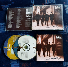 The Beatles Live At The BBC / 2CD Fat Box / 1994 / 69 Tracks.