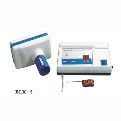 Blx-5 Dental Portable X-ray Machine High-frequency Dental X Ray Unit 60kv 0.1ma