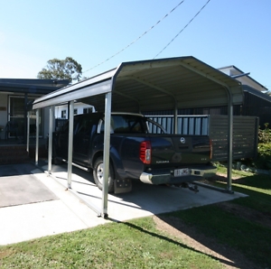 Strong Car Shelters Singleton Singleton Area Preview