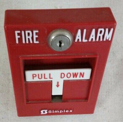 Simplex 2099-9754 Pull Station