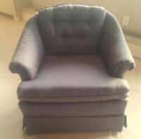 Pair of Very Comfortable Tub Chairs